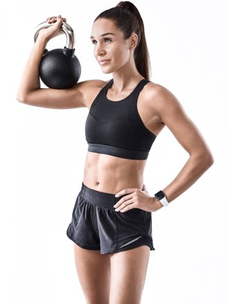 Kayla Itsines - Bikini Body Guide (BBG) and BBG Stronger
